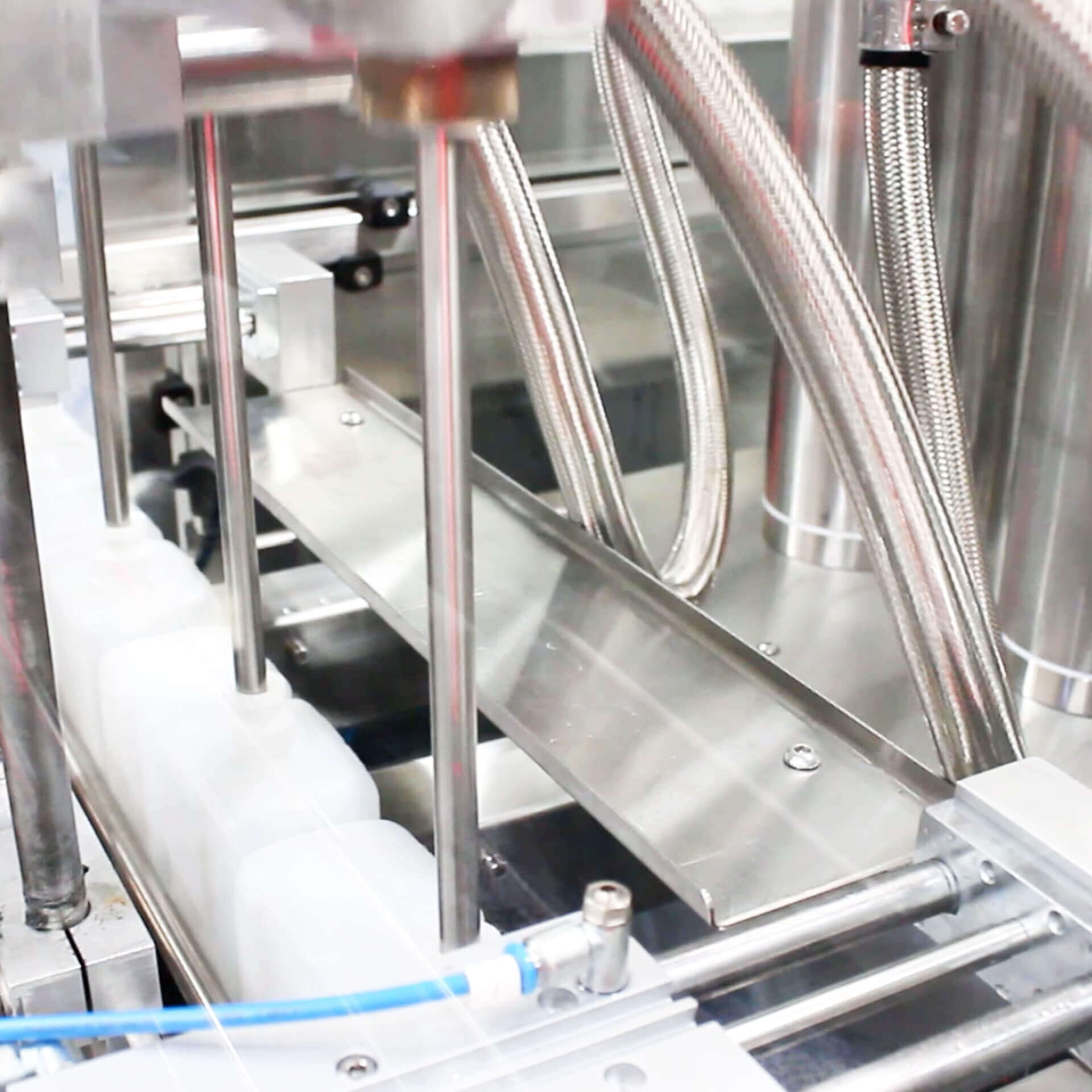 Mount Packaging - Food & Beverages Filling Machinery