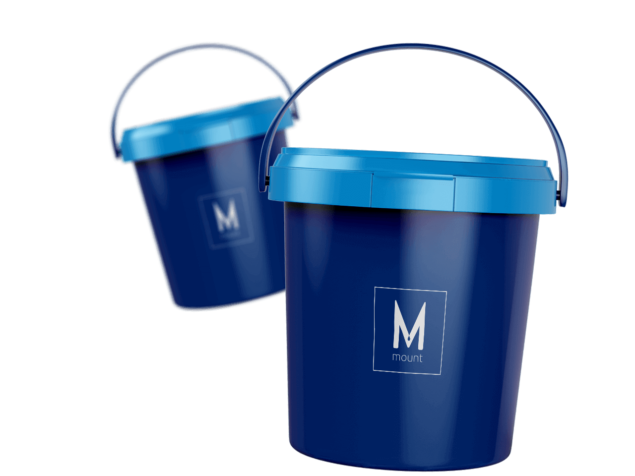 Mount Packaging - Paint Machinery Containers